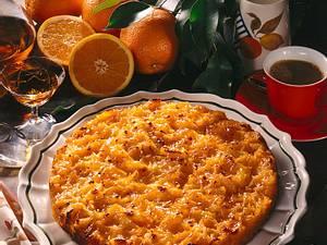 Gestürzter Orangenkuchen Rezept