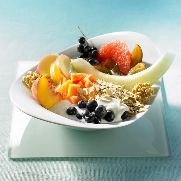 Gesundes Frühstück Müsli Rezept