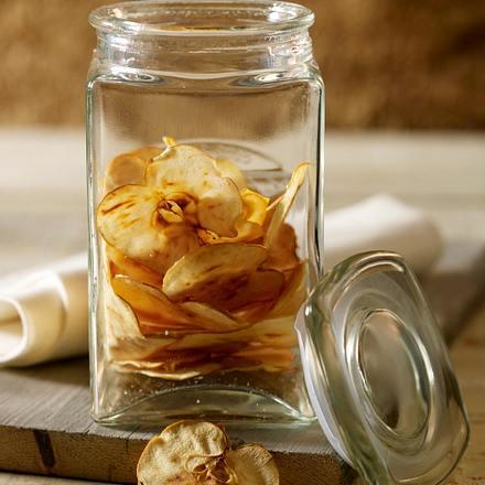 Getrocknete Apfelscheiben Rezept