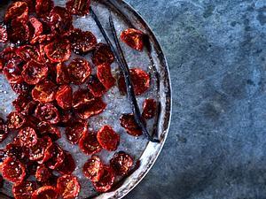 Getrocknete Soft-Kirschtomaten Rezept