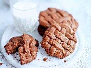 Gewebete Cookies Rezept