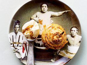 Gewickelte Sumo-Birnen Rezept