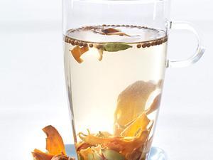 Gewürztee mit Kardamon, Koriander & Muskat (Schlank-Tee) Rezept