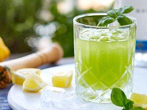 Gin-Basilikum-Smash Rezept