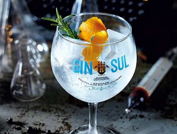 Gin Sul Tonic Rezept