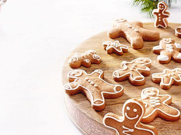 Ginger-Lebkuchenfamilie Rezept