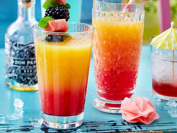 Ginger Sunrise Rezept