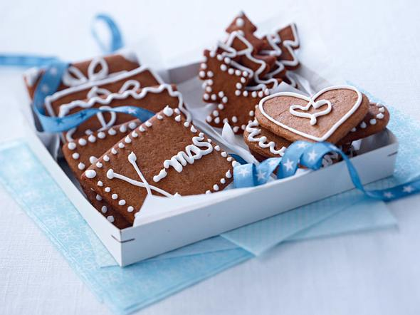 Gingerbread Rezept