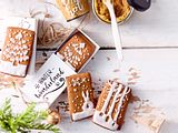 Gingerbread Winter-Wonderland Rezept