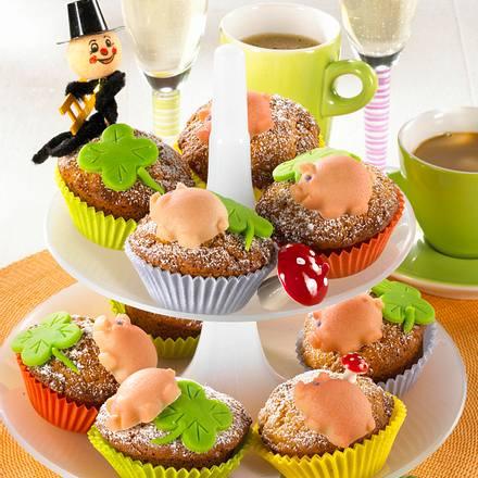 Glücks-Muffins Rezept
