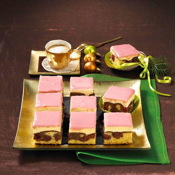 Glühwein-Donauwellen Rezept