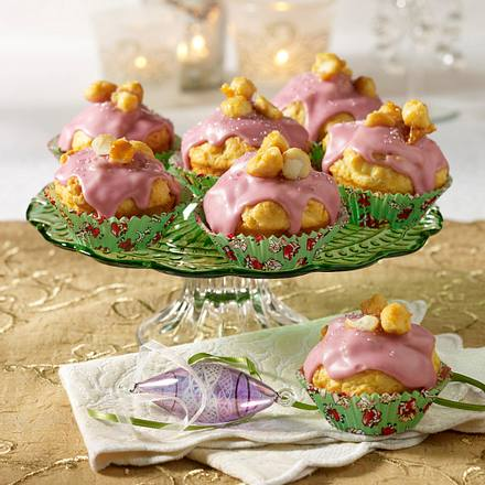 Glühwein-Muffins Rezept