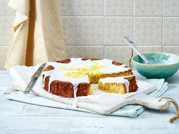 Glutenfreier Zitronenkuchen Rezept