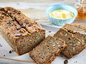 Glutenfreies Brot Rezept