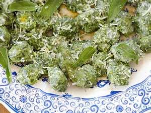 Gnocchi di spinaci Rezept