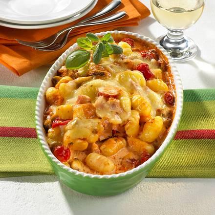 Gnocchi in Tomatensoße Rezept