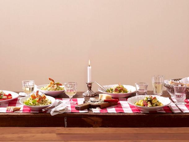 Gnocchi mit Salbei-Peperoni-Butter Rezept