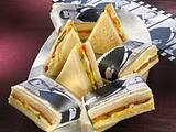 Golden-Eye-Sandwich Rezept