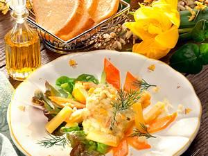 Gouda-Möhren-Salat Rezept