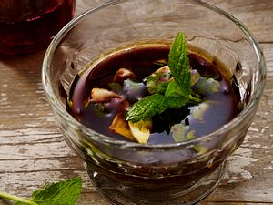 Granatapfel-Grillmarinade Rezept