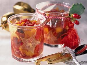 Granatapfel-Paprika-Relish Rezept