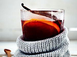 Granatapfel-Punsch Rezept
