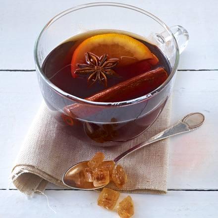 Granatapfelpunsch Rezept