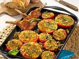 Gratinierte Ofen-Tomaten Rezept