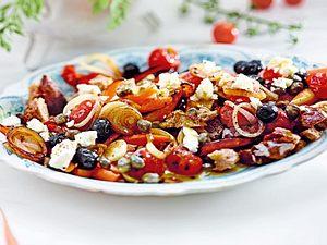 Griechischer Brotsalat Rezept