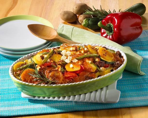 Griechischer Kartoffel-Auflauf Rezept