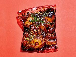 Zum (R)einlegen Grill-Marinade: Asiastyle Rezept