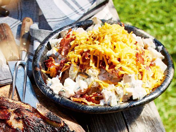 Grillmeister-Kartoffelsalat Rezept