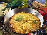 Große Sauerkrautpuffer Rezept