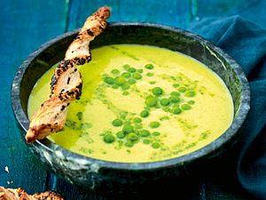 Grün(d)lich-satt-Gemüsesüppchen Rezept