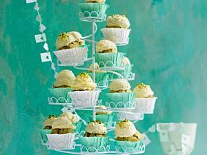 Grüne Cupcakes Rezept