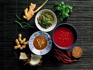 Grüne Currypaste Rezept