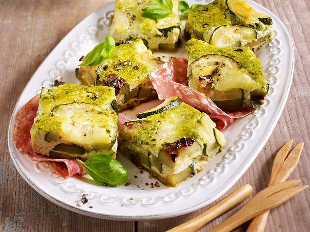 Grüne Frittata Rezept