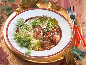 Grüner Salat mit lauwarmer Gänseleber Rezept