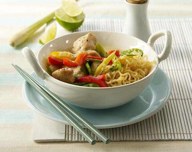 Grünes Thai-Curry Rezept