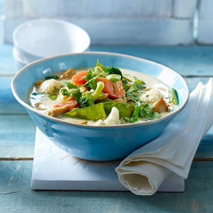 Grünes Thai Curry Rezept Lecker