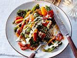 Grünkohl-Topf mit Chorizo und Röstkartoffeln Rezept