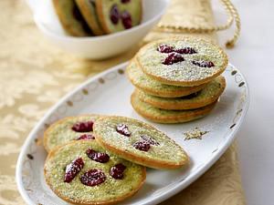 Grüntee-Cookies (Bernd Siefert) Rezept