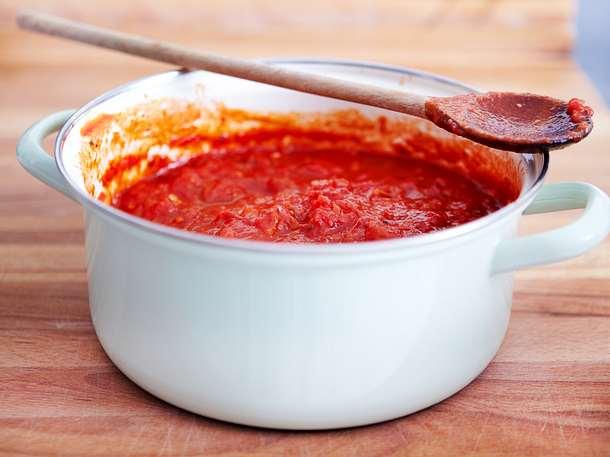 Grundrezept Tomatensoße Rezept