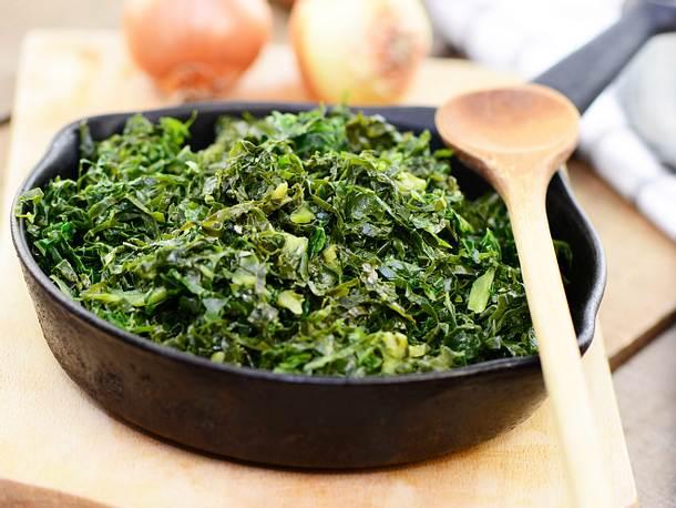 Grünkohl vegetarisch Rezept