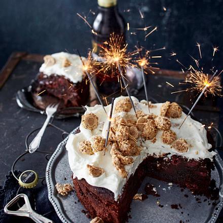 Guinness-Schoko-Kuchen Rezept