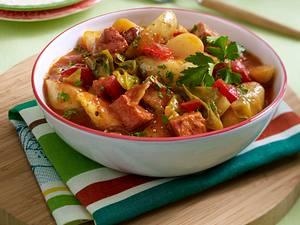 Gulaschtopf mit Kartoffeln Rezept