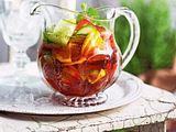 Gurken-Frucht-Bowle Rezept