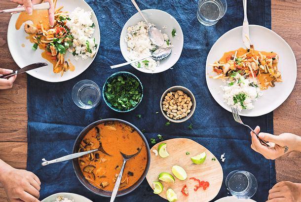 Gutes Thaiming Thaicurry Rezept