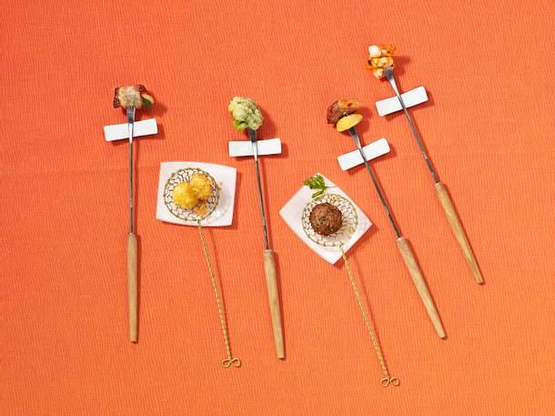 Hackbällchen mit Pinienkernen Rezept