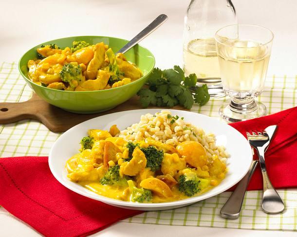 h hnchen curry mit zartweizen rezept chefkoch rezepte auf kochen backen und. Black Bedroom Furniture Sets. Home Design Ideas